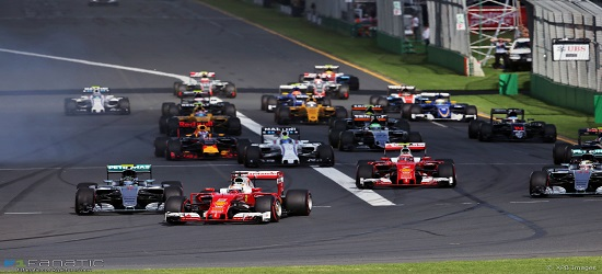 Formula One - Melbourne 3