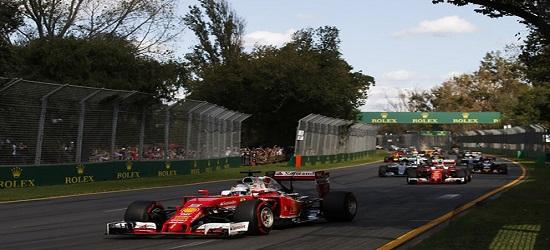 Formula One - Melbourne 4
