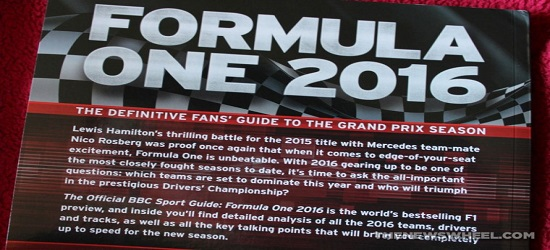 Formula One - 2016 - Bottom 2