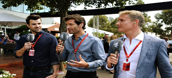 Formula One - 2016 - Commentators 2