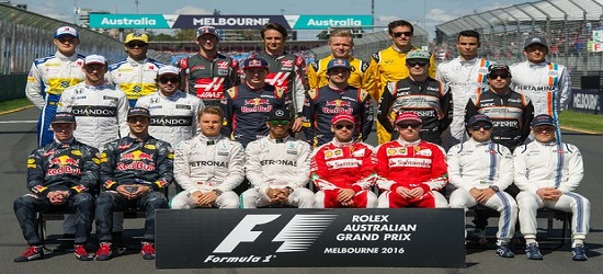 Formula One - Melbourne Header 1