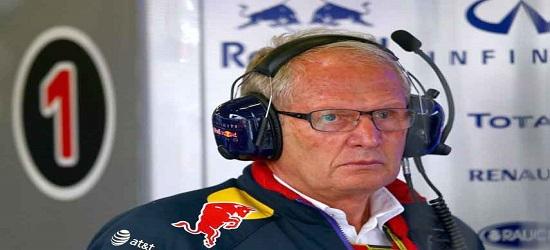 Formula One - Helmut Marko - Banner