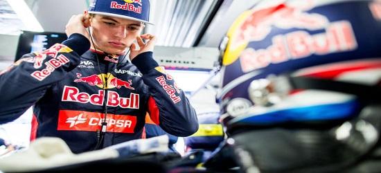 Formula One - Max Verstappen - Banner 2