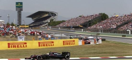 Formula One - Spain 2016 - Circuit 3