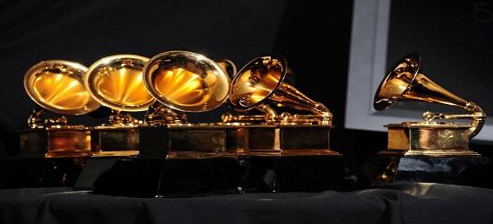 The Grammy's - Banner 1