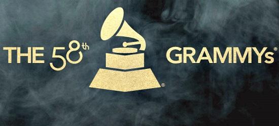 The Grammy's - Banner 2