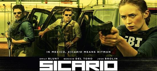 Films - Sicario - Banner