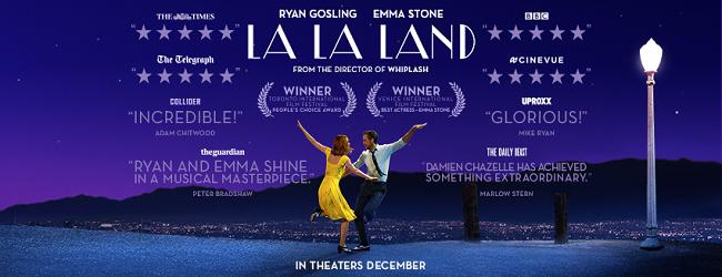 La La Land - Banner Main