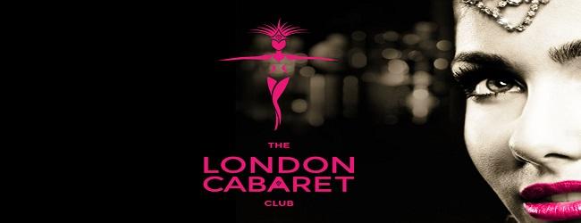 London Cabaret Club - Banner 1