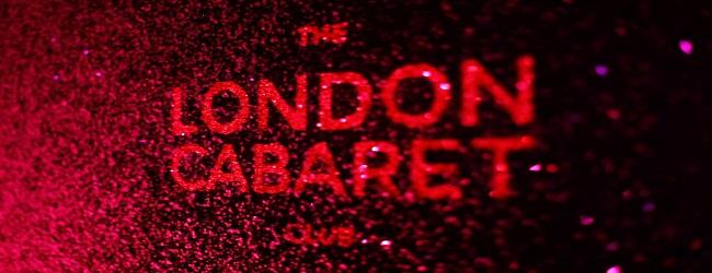 London Cabaret Club - Banner 2