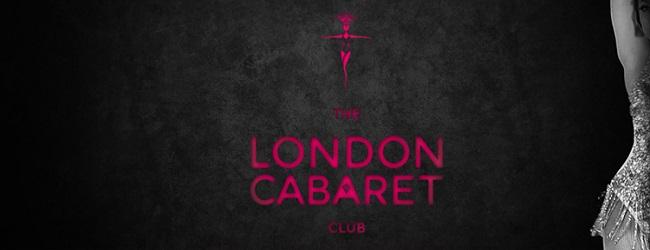London Cabaret Club - Banner 3