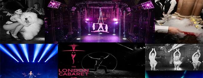 London Cabaret Club - Banner 4