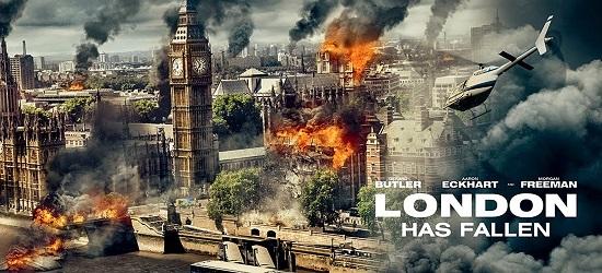 London Has Fallen - Banner 1