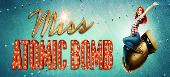 Miss Atomic Bomb - Banner 3