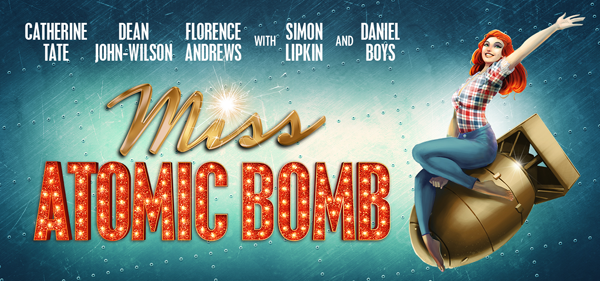 Miss Atomic Bomb - Banner