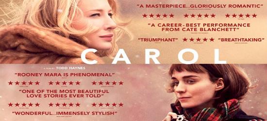 Carol - Banner