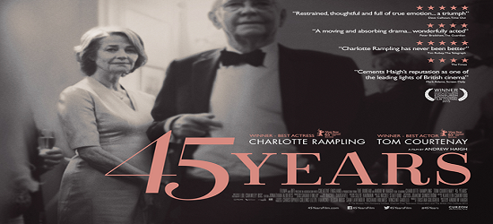 Films - 45 Years - Banner