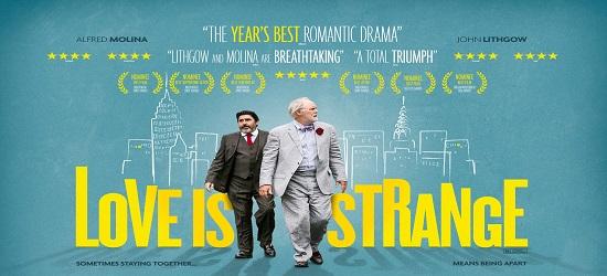 Love Is Strange - Banner