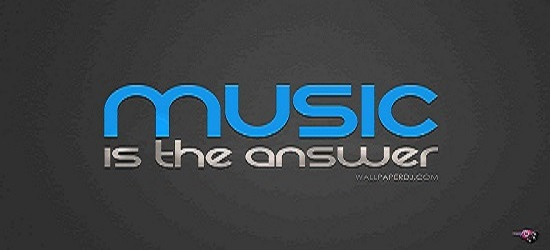 Music Is The Answer - Image 2 (Version 2)