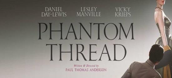 Films - Phantom Thread - Banner Main