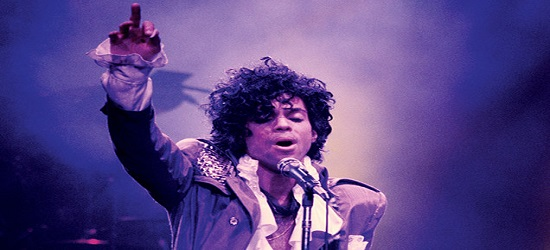 Prince - Purple Rain - Banner 2