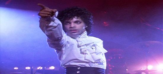 Prince - Purple Rain - Banner 4