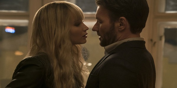 Films - Red Sparrow - Banner 3