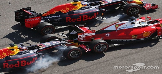 Formula One - Dani Kvyat - Banner Main
