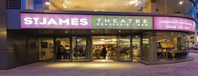 St James\'s Theatre - Banner 4