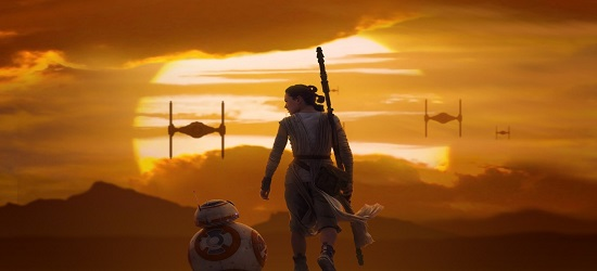 Star Wars - The Force Awakens - Banner 3