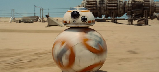 Star Wars - The Force Awakens - Banner BB8