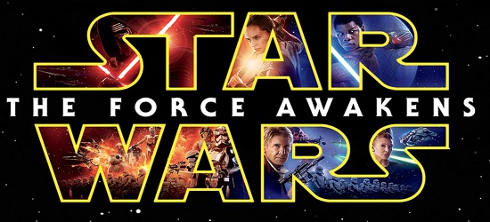 Star Wars - The Force Awakens - Banner