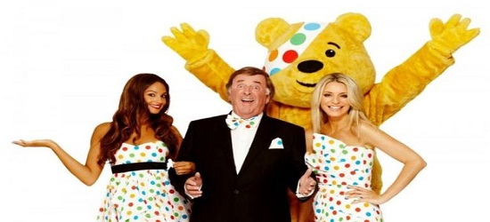 Terry Wogan - Children In Need 1