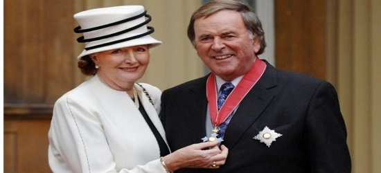 Terry Wogan - Knighted