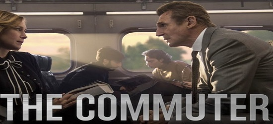 Films - The Commuter - Banner Main
