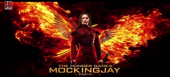 The Hgber Games - Mockingjay Part 2 - Banner Main