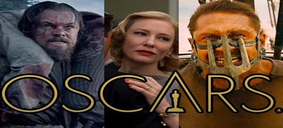 The OSCAR's - Banner 3