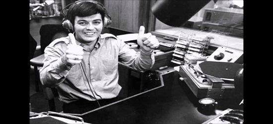 Tony Blackburn - Banner Black & White 2