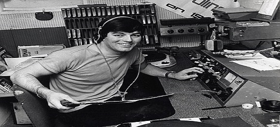 Tony Blackburn - Banner Black & White 3