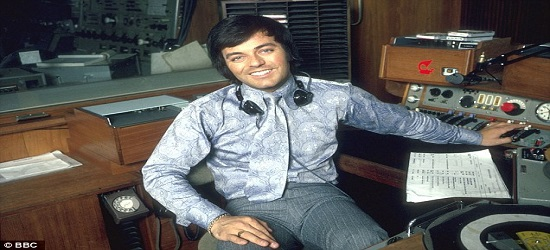 Tony Blackburn - Radio 1 - 3