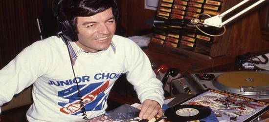 Tony Blackburn - Radio 1