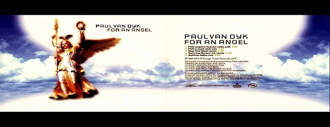 Track of The Week Banner - Paul Van Dyk