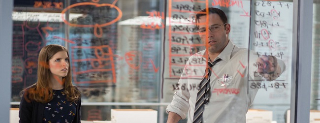 The Accountant - Banner 1