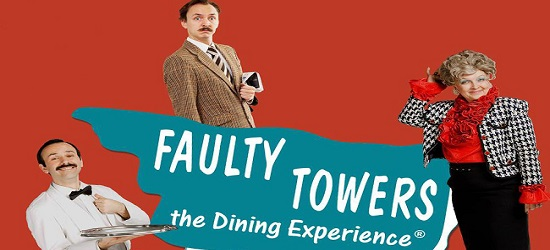 Faulty-Towers Dining Experience