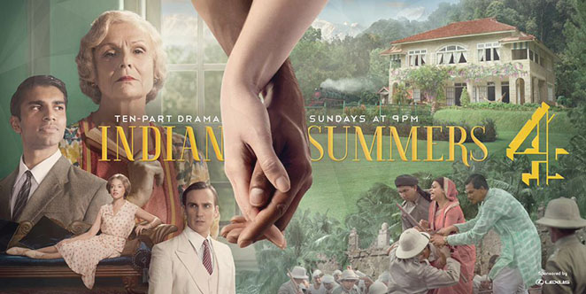 Indian Summers - Banner
