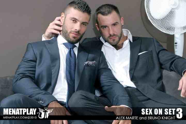 Free gay men gallier