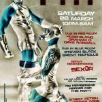 "Reports – ""Rear End Rammed"" – F… Reunion @ Hard On! – Saturday 26th March – Preview The Review"