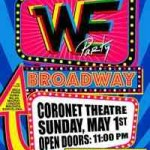"Reports – ""Missing The Wow Factor"" – WE Party ""Broadway"" – Sunday 1st May – Preview The Review"