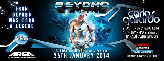Beyond - Jan 4 Banner