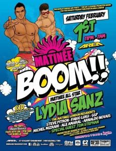 Matinee Boom 2